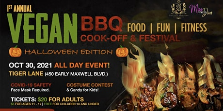 Vegan BBQ Cook-off & Festival tickets
