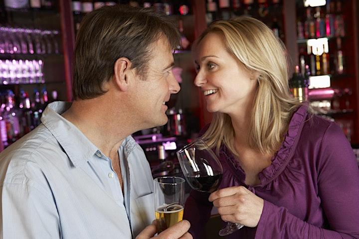 Imagen de Citas rápidas  virtuales  con juego para encontrar pareja (46-56años)