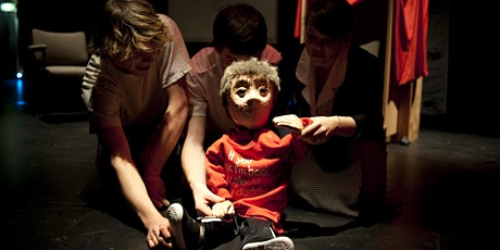 FIND Festival - Basic Principles of Puppetry with Jason Lehane tickets