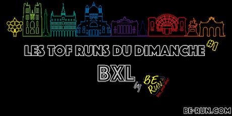 TOF RUN DU DIMANCHE #1 - Tournée street art dans Ixelles tickets