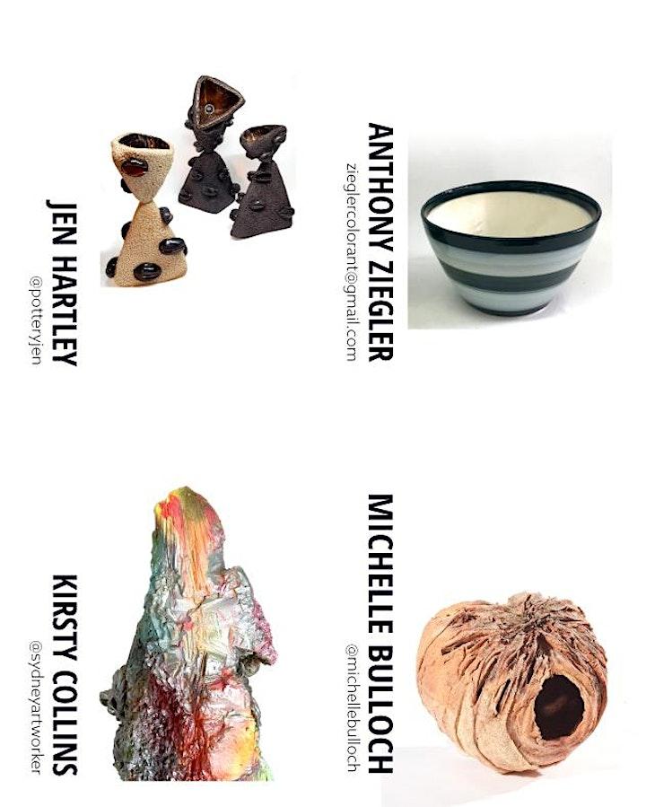 The Advanced Diploma of Ceramics 2020 graduate Exhibition (Gymea TAFE) image