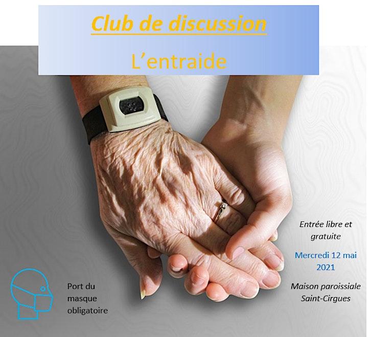 Image pour Club de discussion sur l'entraide