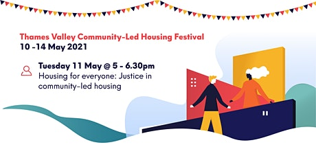 Housing for everyone: Justice in community-led housing tickets