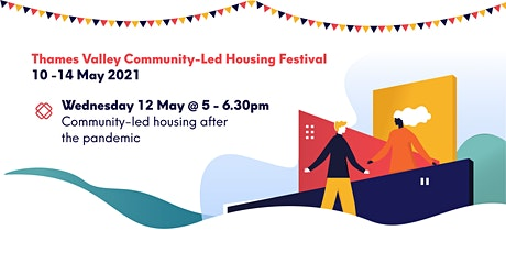 Community-led housing after the pandemic tickets