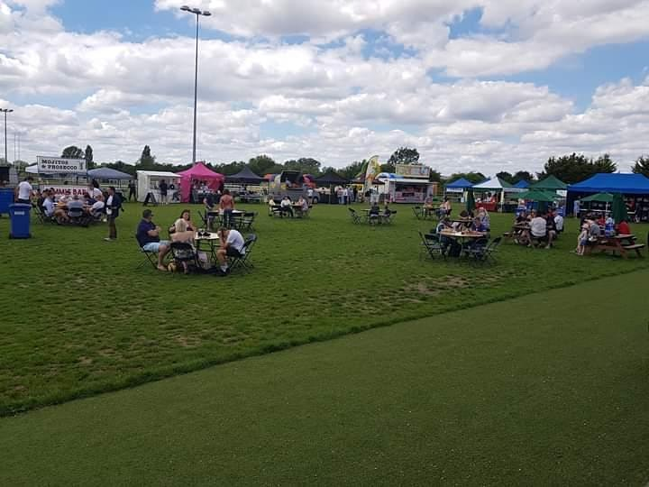 London Irish Beer Music & Family Day 2021 Proudly sponsored by MES image