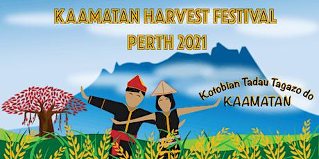 Tadau Kaamatan Perth 2021 tickets