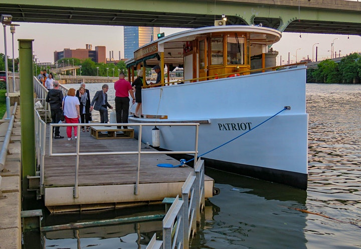 One Way, Two River Cruise - Penn's Landing to Schuylkill Banks image