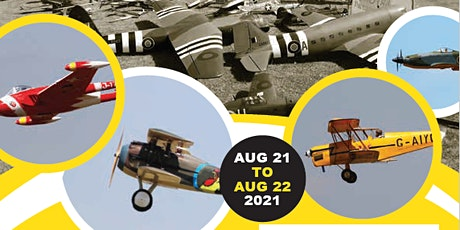 Model Air Show 2021 tickets