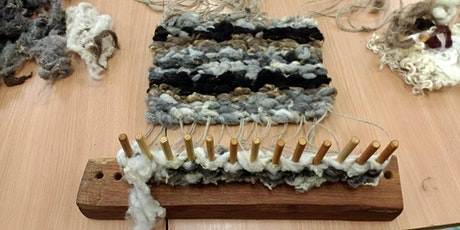 Mindfulness and Peg Loom Weaving tickets
