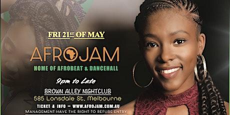 Afrojam tickets