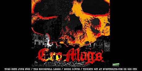 Cro Mags tickets