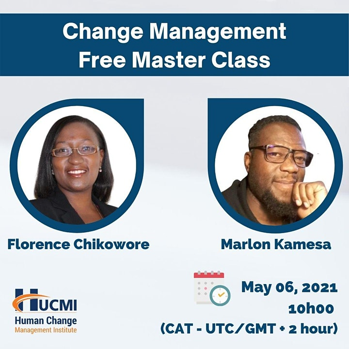 Change Management Free Master Class - HCMBOK image