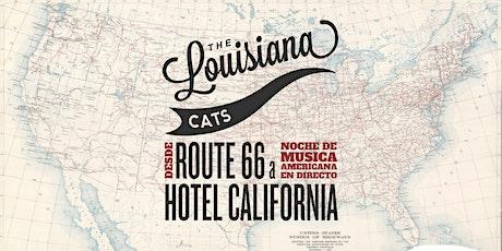 Desde Route 66 a Hotel California - Noche de Musica Americana en directo entradas