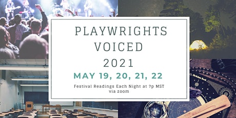 Playwrights Voiced Festival tickets