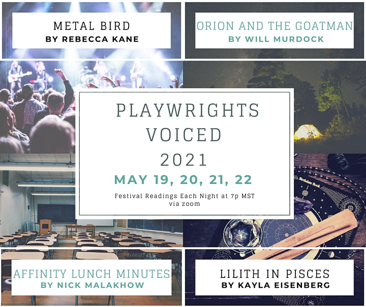 Playwrights Voiced Festival image