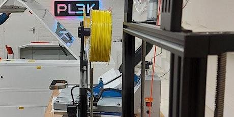 Kidz Science presenteert: Print je eigen 3D ontwerp Tickets