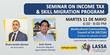 Skill Migration program /  Income tax tickets
