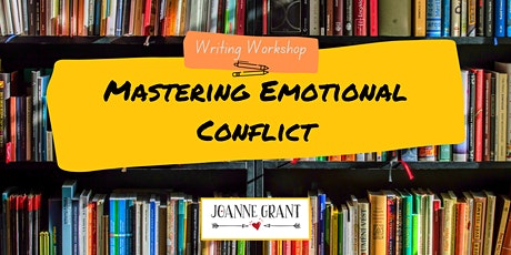 Writing Workshop: Mastering Emotional Conflict tickets