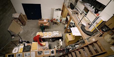 Behind the Scenes Studio Visits: Plenderleith Scantlebury tickets