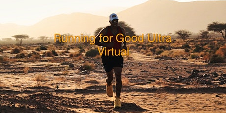 Running for Good Ultra - Virtual tickets