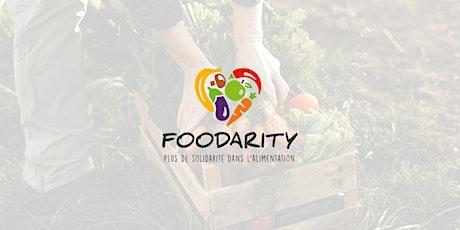 Présentation du projet Foodarity billets