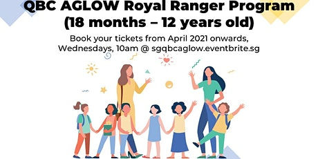 AGLOW Royal Ranger Children Service (16 May) tickets