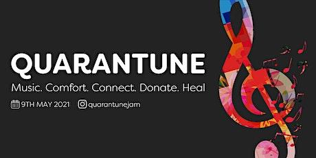 'Quarantune' - A Multilingual South Asian Concert tickets