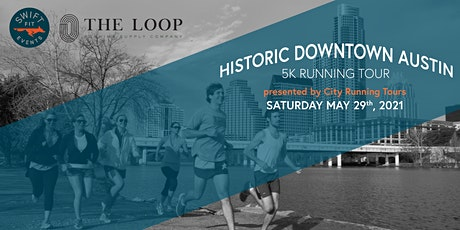 Historic Downtown Austin 5K Running Tour tickets