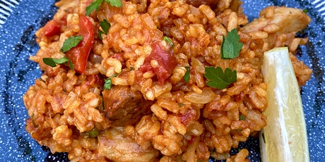 Vegan Paella - Plant Based Cooking Classes Tickets