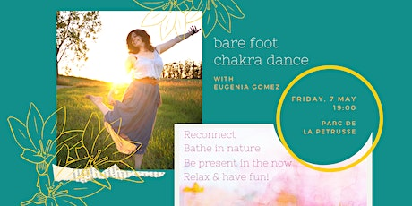 Bare Foot Chakra Dance Tickets