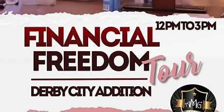 Financial Freedom Tour: DERBY CITY EDITION tickets