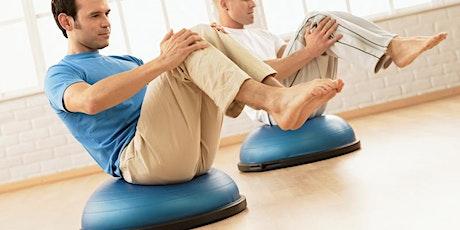 STOTT PILATES® Essential Pilates on the BOSU® tickets