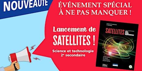 Lancement de Satellites, 2e secondaire tickets