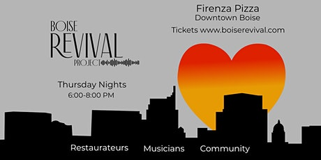 Boise Revival Project | Justin Nielsen & Featured Guitarist TBA tickets