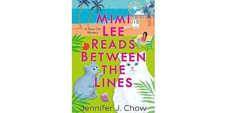 Author Talk with Jennifer J. Chow on Mimi Lee Reads Between the Lines tickets