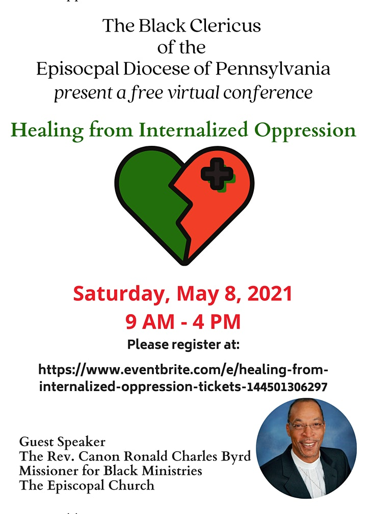 Healing From Internalized Oppression image