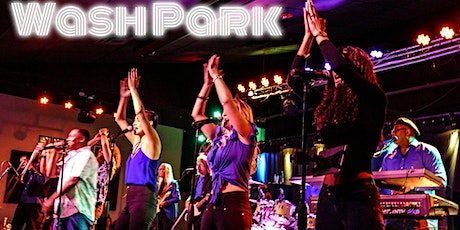Funkin' on the Beach in Denver with WASHPARK BAND tickets