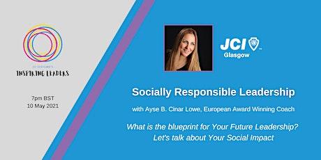 Socially Responsible Leadership Tickets