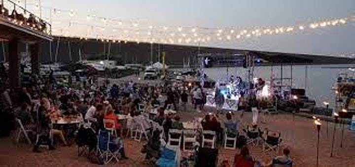 Funkin' on the Beach in Denver with WASHPARK BAND image