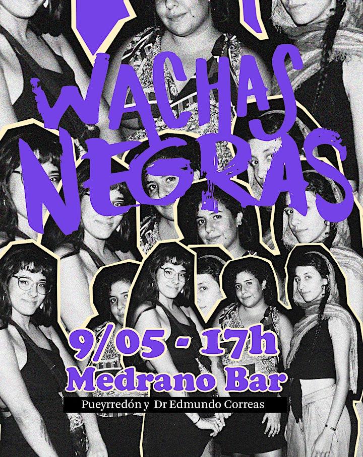 Imagen de Wachas Negras en Medrano Bar