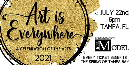 Art is Everywhere: A Celebration of the Arts tickets