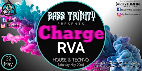 Bass Trinity Presents: Charge RVA tickets