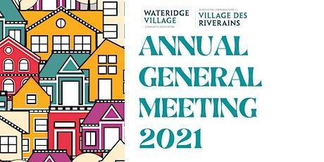 AGM - Wateridge Village Community Association tickets