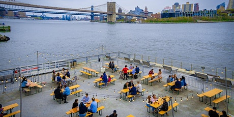 SATURDAYS: BRUNCH & SUNSETS ON THE WATER @ WATERMARK -PIER 15 NYC - tickets