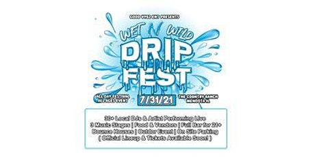 Drip Local Music & Art Festival tickets