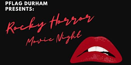 PFLAG Durham Presents: Rocky Horror Movie Night tickets