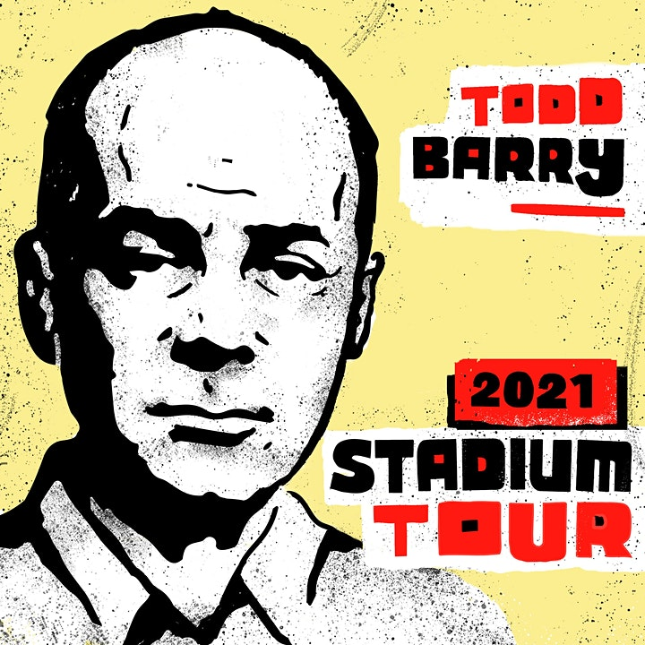 Todd Barry (Chappelle's Show, Netflix, Comedy Central) at The Grouse Room image