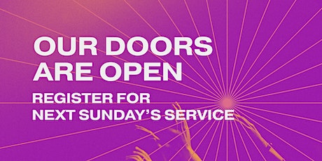 Weekend Services - May 8-9 tickets
