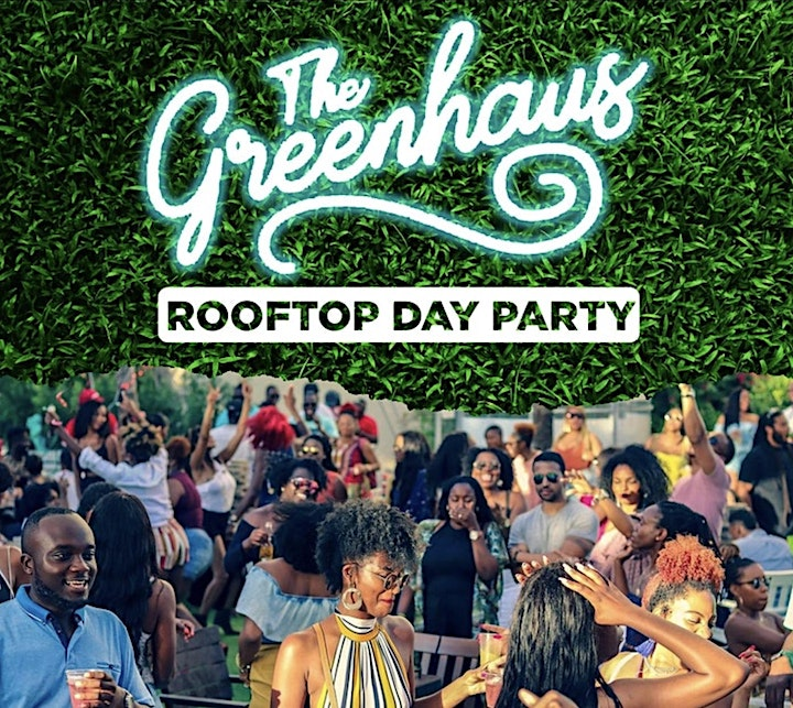 Suite Lounge The Sunday GreenHaus Rooftop Day Party 3pm-10pm image