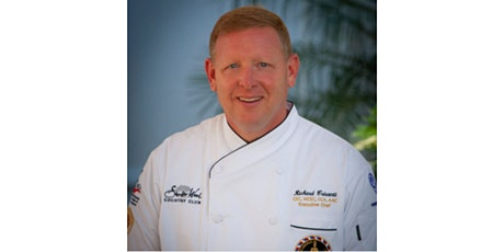 LIVE VIRTUAL COOKING CLASS WITH CHEF RICHARD CRISANTI tickets